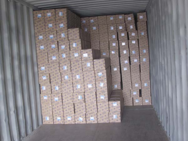 Fiberglass Window Screen in Carton Box Package Loading