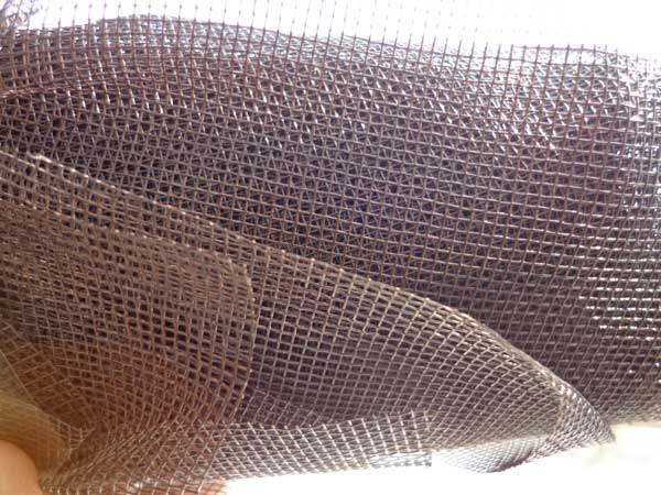 Charcoal Fiberglass Insect Screening Mesh Supplier