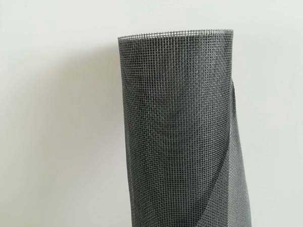 Grey Color Anti Mosquito Fiberglass Window Screen
