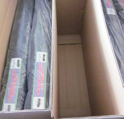 Fiberglass fly mesh screen Black color 18x16 mesh