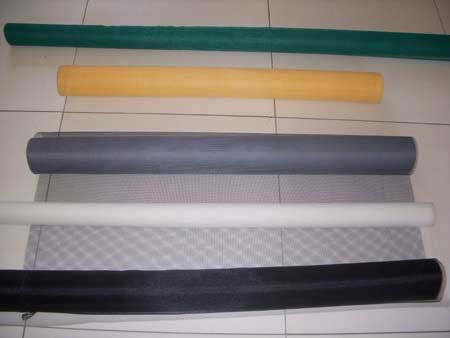 Plain Weave Fiberglass Window Screens
