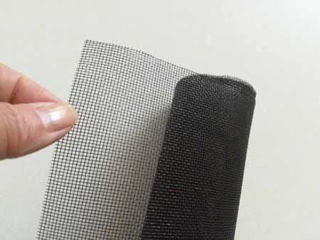 China Fiberglass Patio Screen Mesh